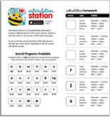 Articulation Station Homework Suggestion Sheet