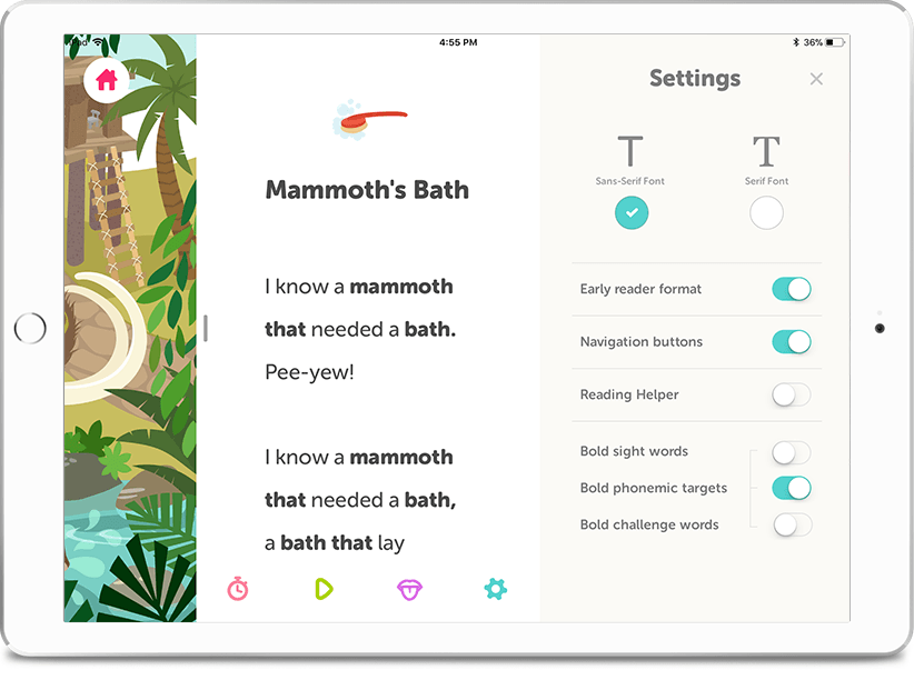 Little Stories Pro - App for speech, language and literacy